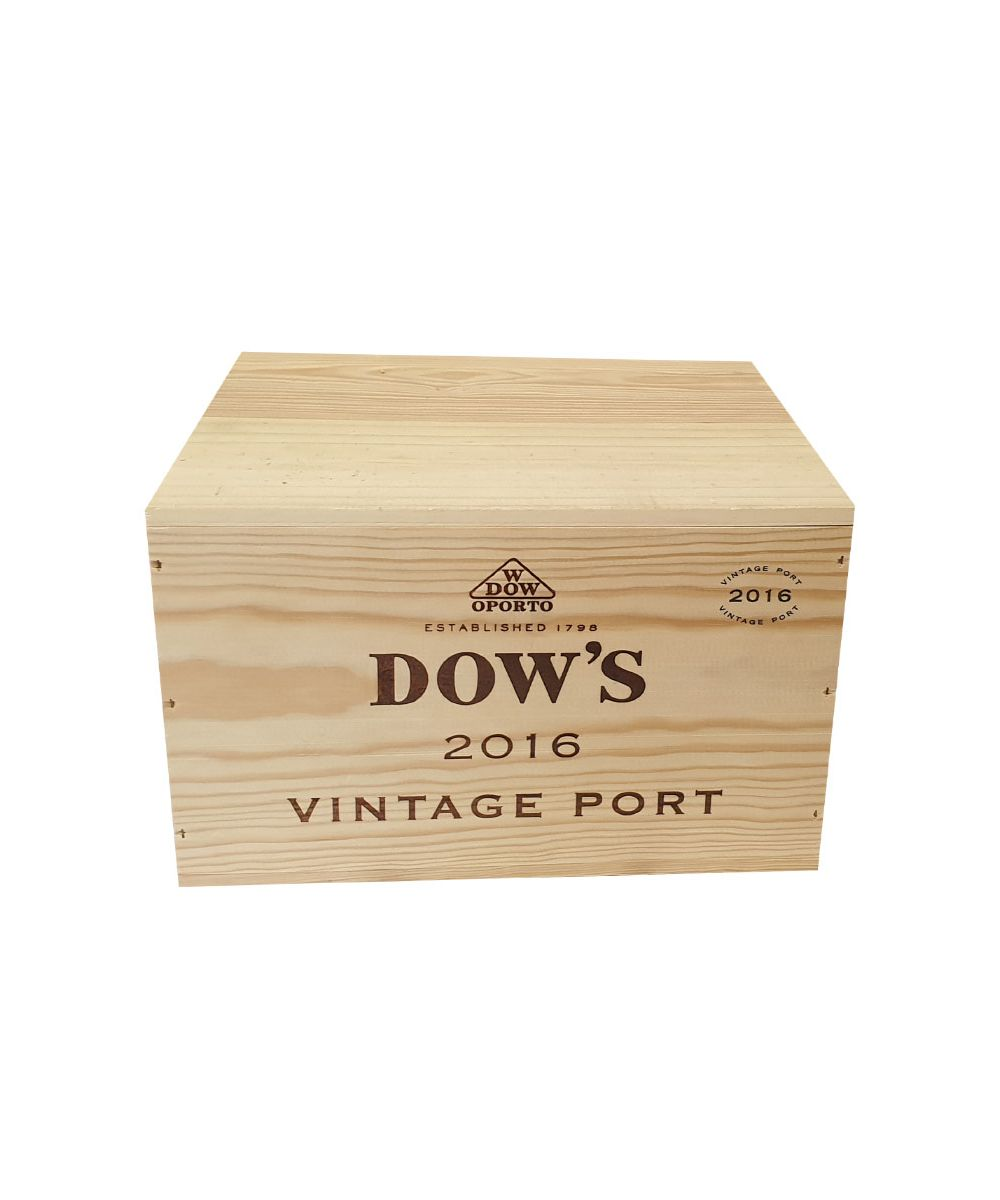 dow's 2016 vintage port (case of 6)