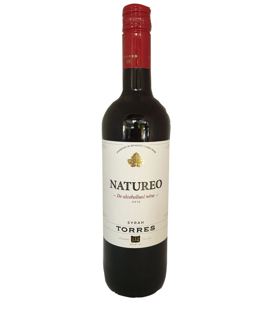natureo red torres (de-alcoholised)