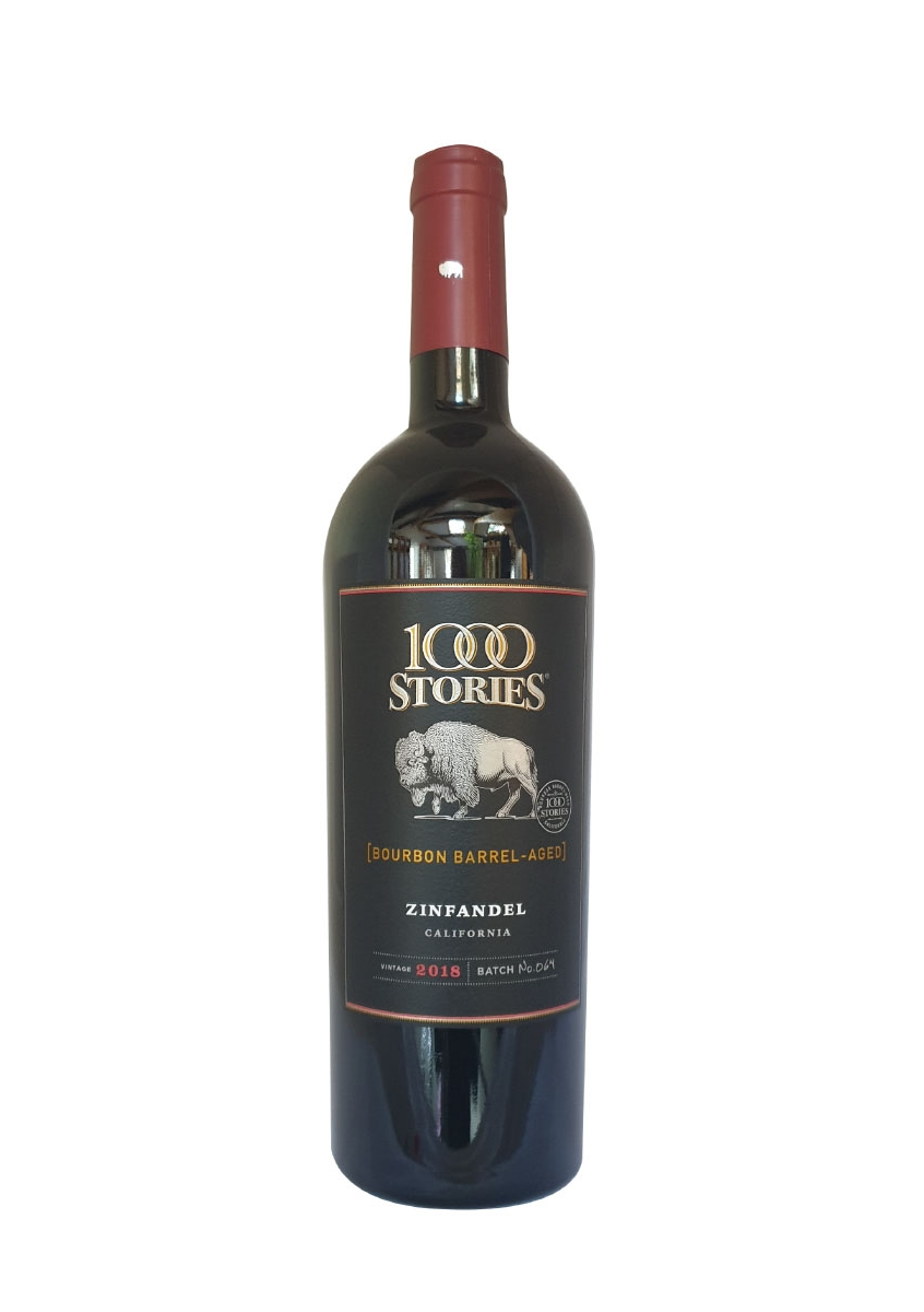 zinfandel 1000 stories wine of the usa 2018