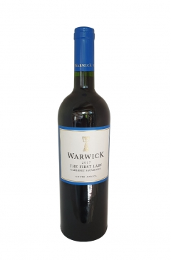 cabernet sauvignon the first lady warwick 2017