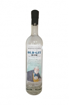 gin old git 50cl